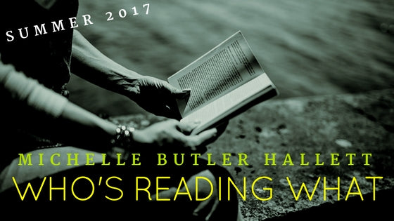 Who's Reading What? with Michelle Butler Hallett