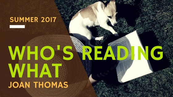 Who's Reading What? with Joan Thomas