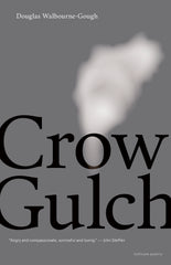 Book cover for Crow Gulch by Douglas Walbourne-Gough
