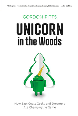 Unicorn in the Woods cover