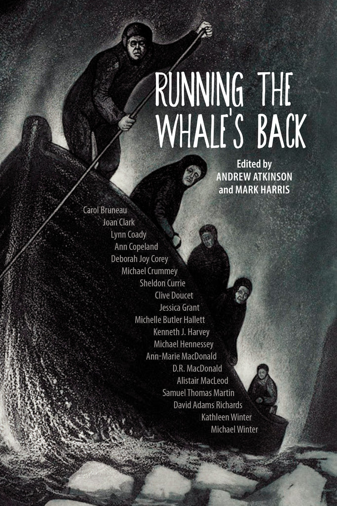 Running the Whale's Back (eBOOK)
