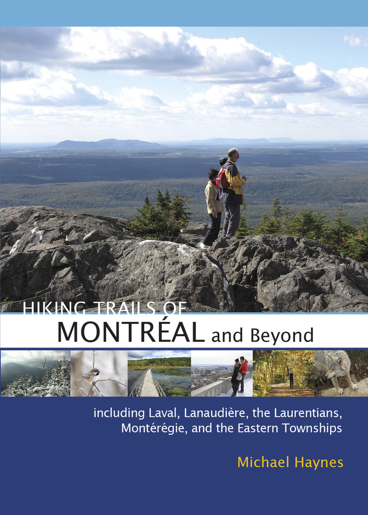 Hiking Trails of Montréal and Beyond (eBOOK)