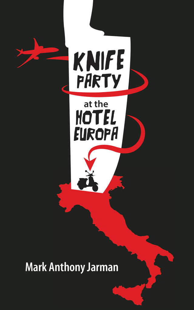 Knife Party at the Hotel Europa (eBOOK)
