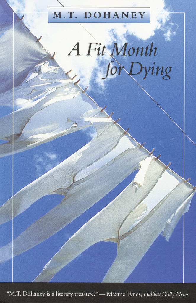 A Fit Month for Dying (eBOOK)