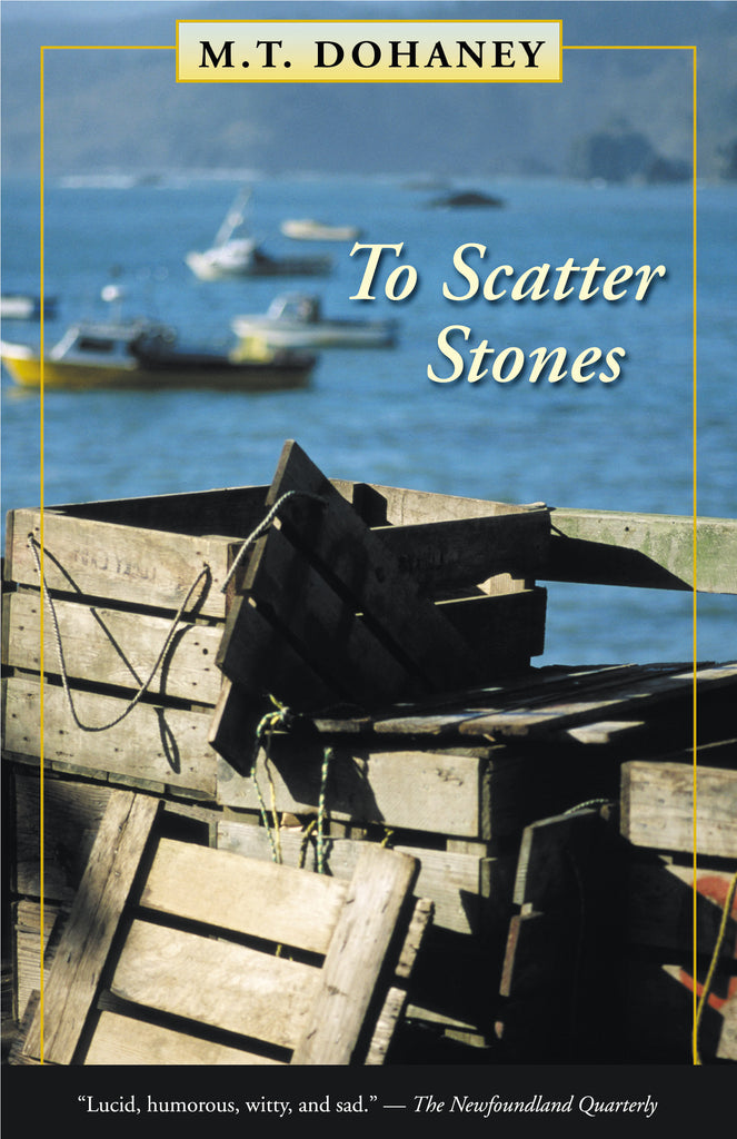 To Scatter Stones