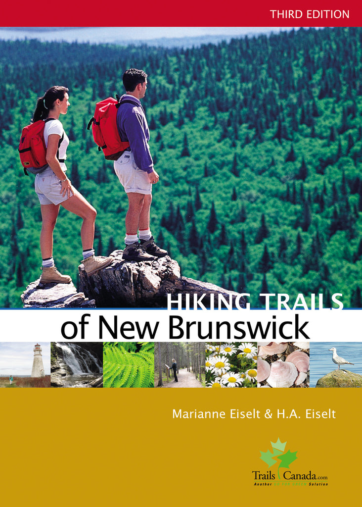 Hiking Trails of New Brunswick, 3rd Edition (eBOOK)