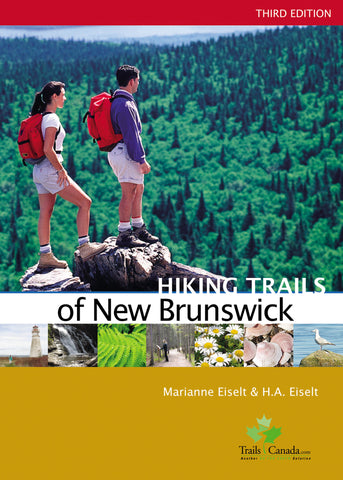 Hiking Trails of New Brunswick, 3rd Edition