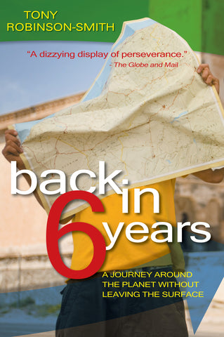 Back in 6 Years (eBOOK)