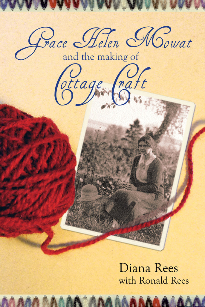 Grace Helen Mowat and the Making of Cottage Craft (eBOOK)