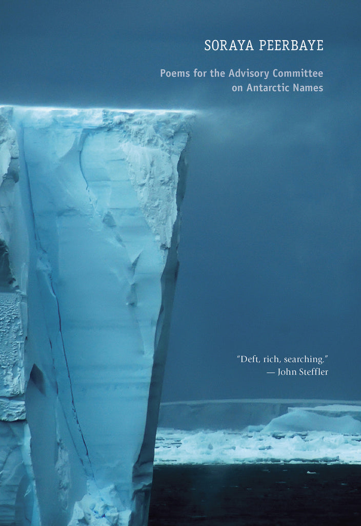 Poems for the Advisory Committee on Antarctic Names