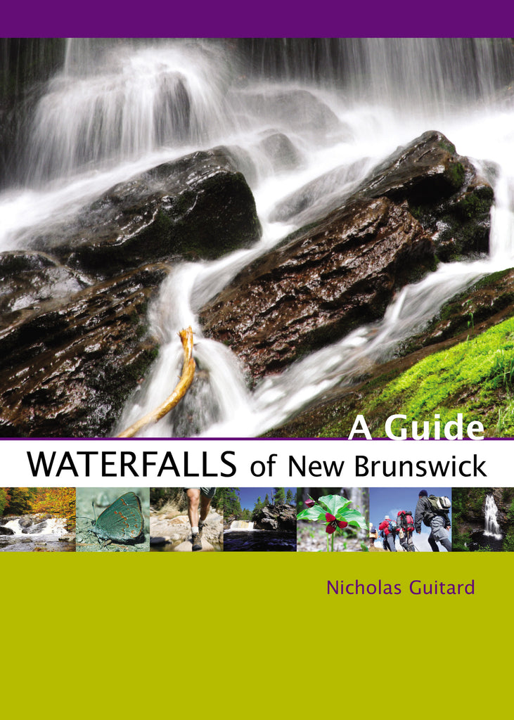 Waterfalls of New Brunswick (eBOOK)
