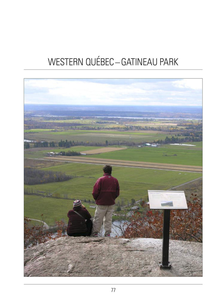 Hiking Trails of Ottawa, the National Capital Region, and Beyond (eBOOK)