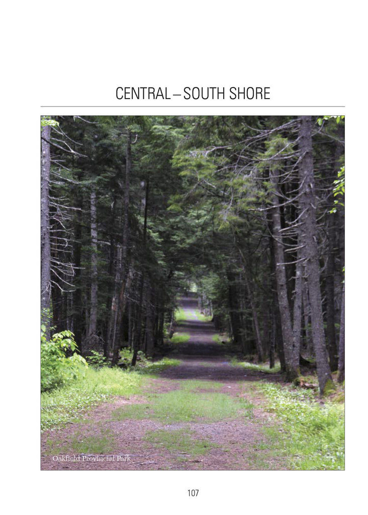 Trails of Halifax Regional Municipality, 2nd Edition (eBOOK)