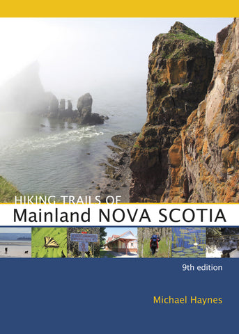 Hiking Trails of Mainland Nova Scotia (eBOOK)