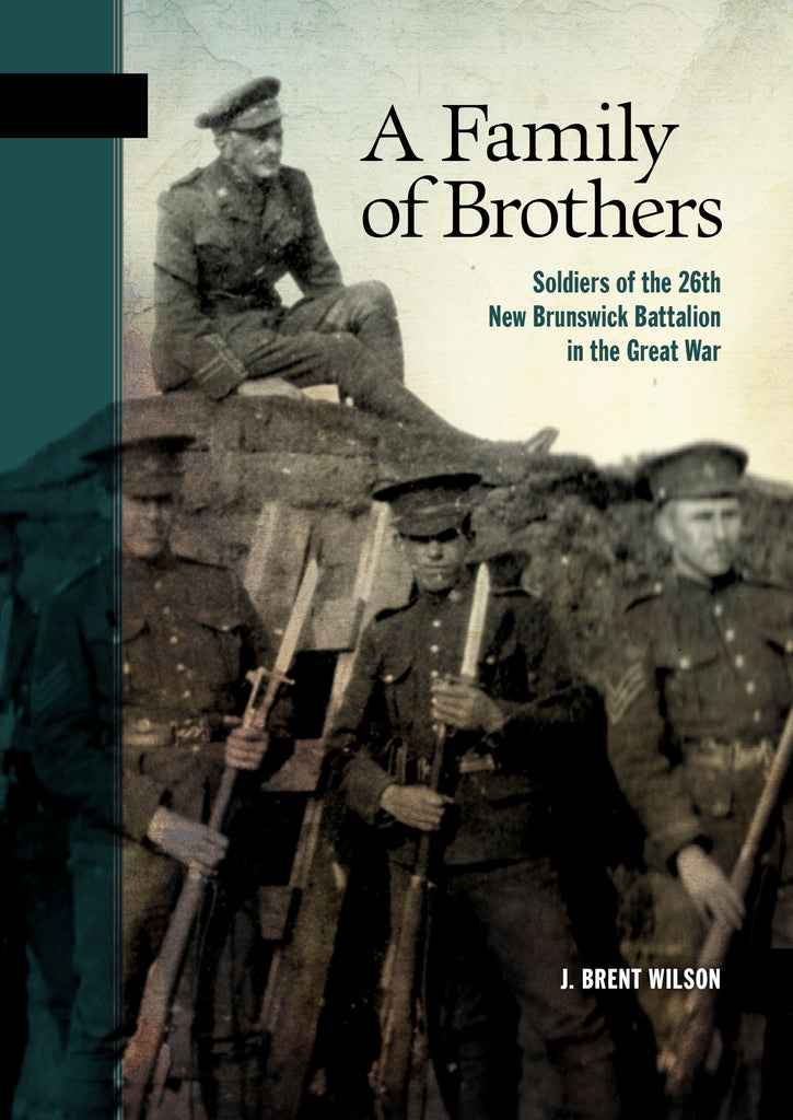 A Family of Brothers (eBOOK)