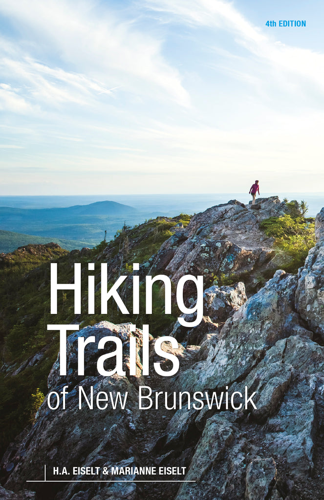 Hiking Trails of New Brunswick, 4th edition