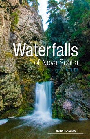 Waterfalls of Nova Scotia