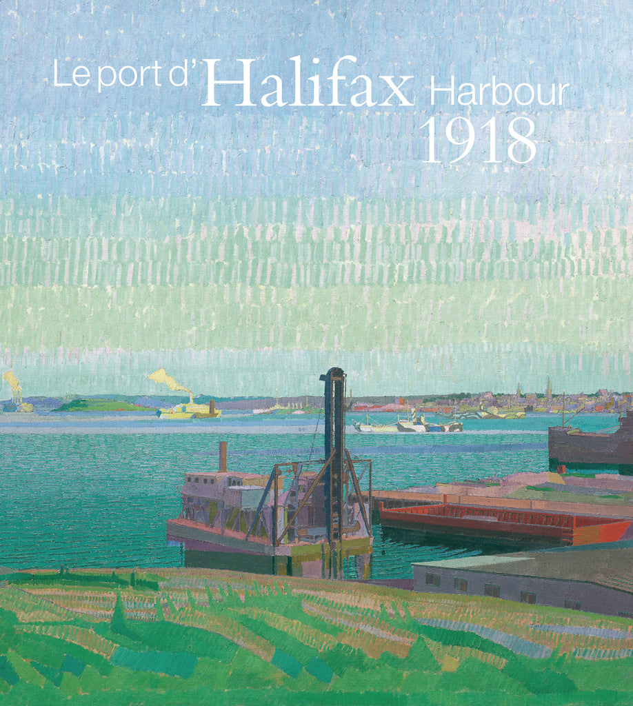 Halifax Harbour 1918 / Le port d'Halifax 1918