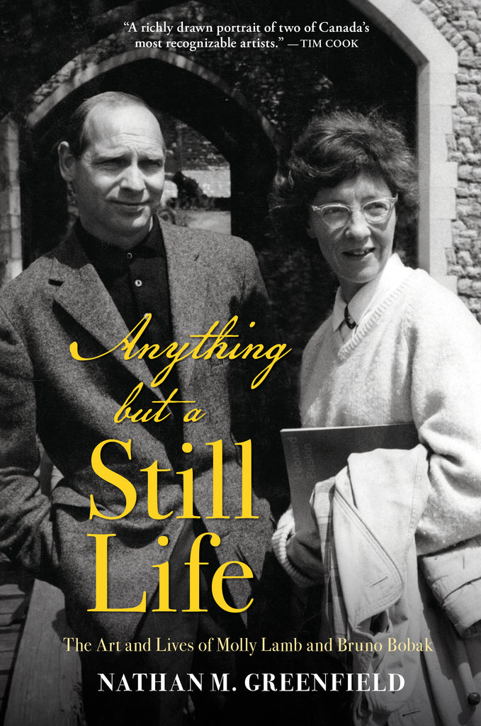 Anything but a Still Life (eBOOK)