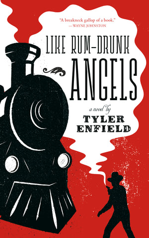 Like Rum-Drunk Angels (eBOOK)