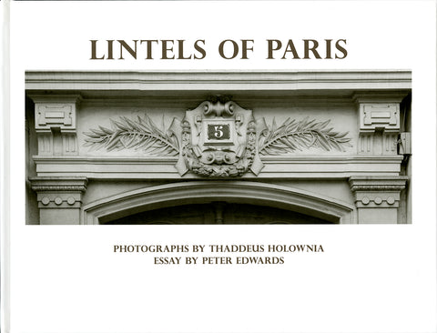 Lintels of Paris