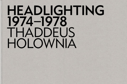 Headlighting 1974-1978