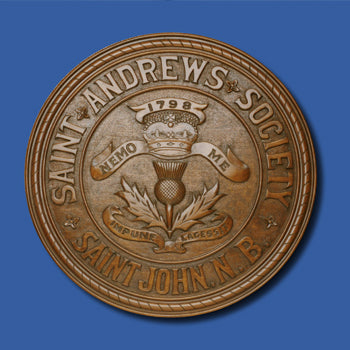 A History of the Saint John St. Andrew's Society