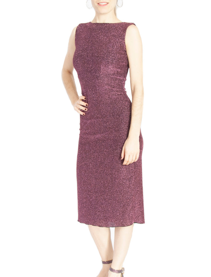 DRESS - Roma in shiny material - in EXTRA SMALL size (in varios colors)