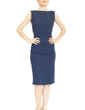 DRESS - Roma in piqué material - EXTRA SMALL (in various colors)