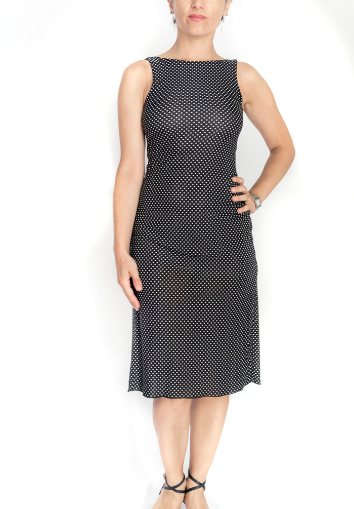 DRESS - Maria Jose (a version of our Maria dress but with closed front) (in various colors)
