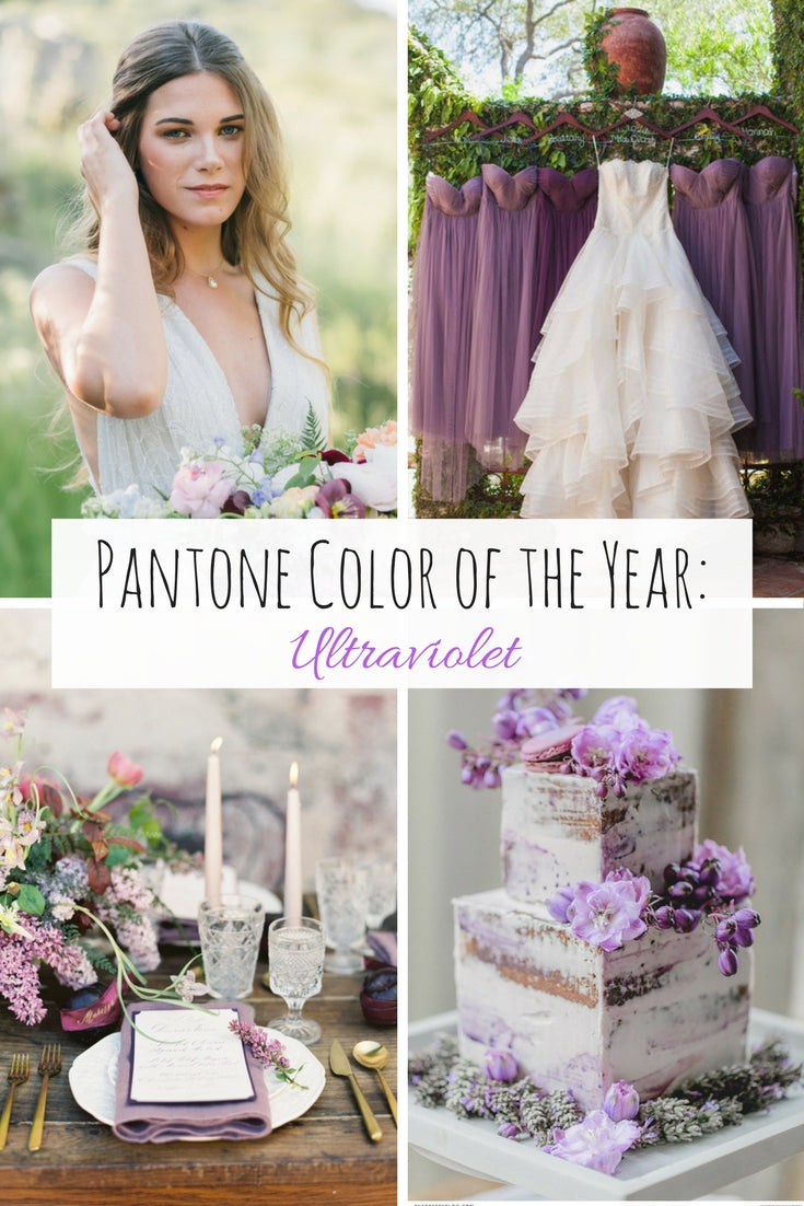 Pantone Color of the Year: Ultraviolet