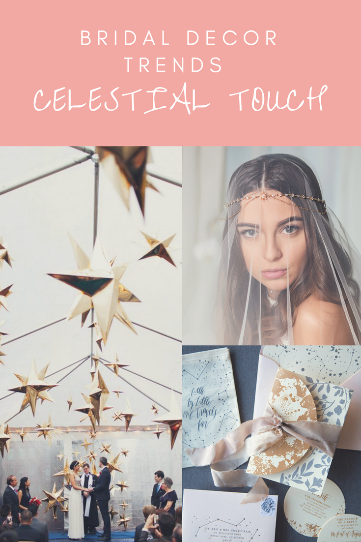 Bridal Trend: Celestial Touch