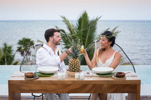 Heidi's Boho Chic Tulum Wedding