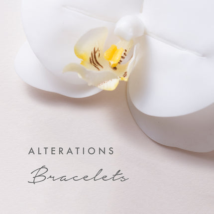 Alterations for Bracelet