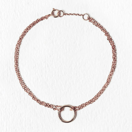 Eternity Chain Bracelet