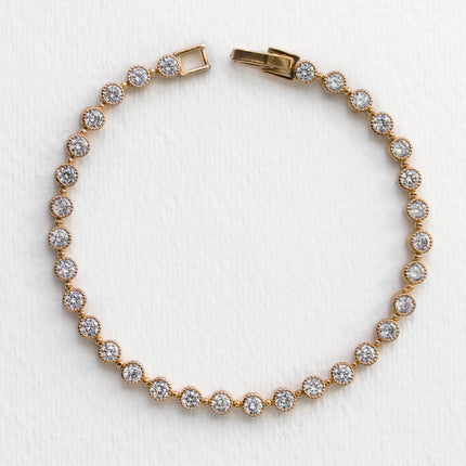 Regal Classic Tennis Bracelet