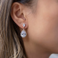 Margaux Regal Teardrop Earrings