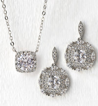Deco Jewelry Set - Amy O. Bridal