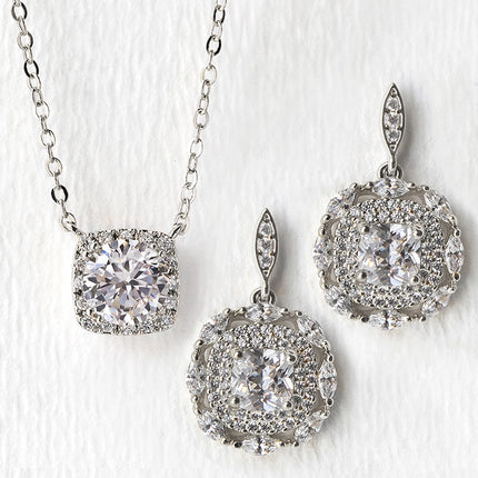 Deco Jewelry Set