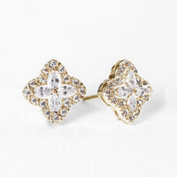 Arpel Floral Stud Earrings