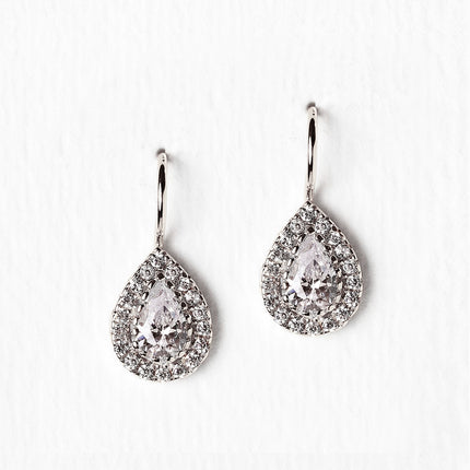 Margaux Petite Drop Earrings