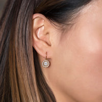 Sophia Petite Drop Earrings - Amy O. Bridal