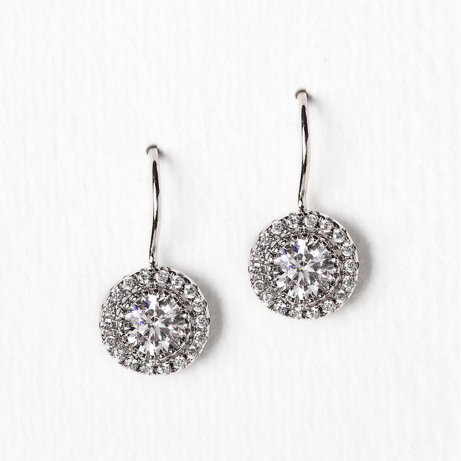 Olivia Petite Drop Earrings