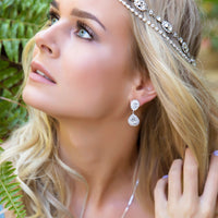 Margaux Radiant Jewelry Set - Amy O. Bridal