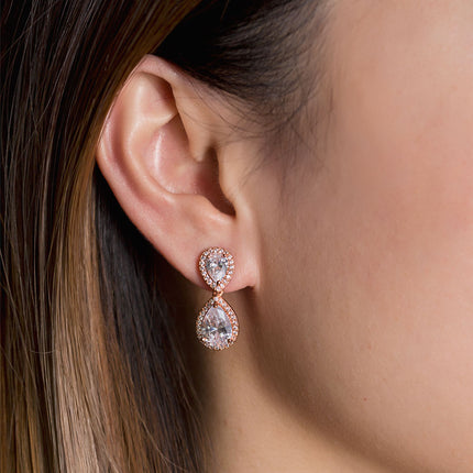 Margaux Classic Teardrop Earrings