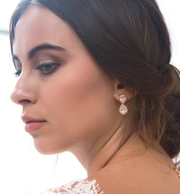 Margaux Classic Jewelry Set - Amy O. Bridal