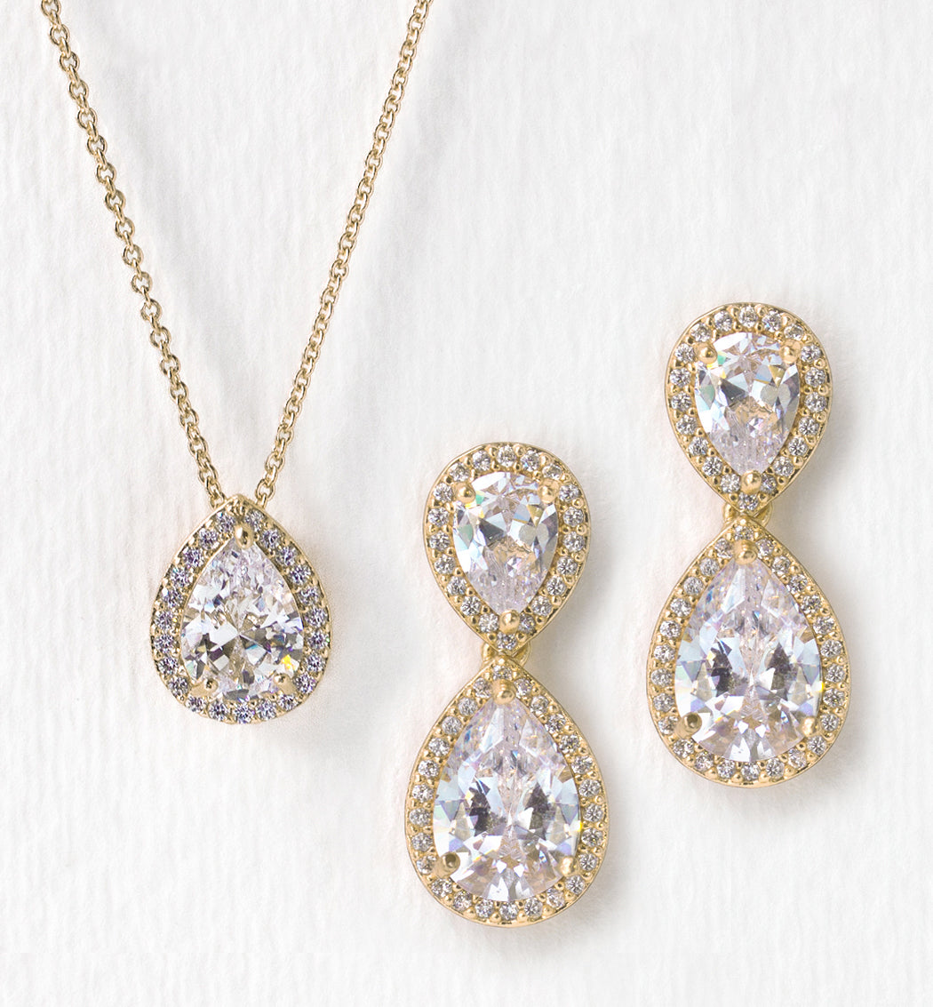 Margaux Classic Jewelry Set