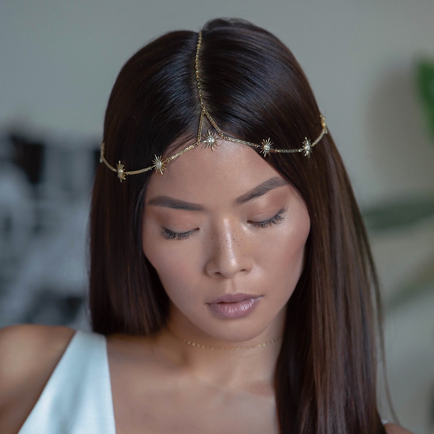 Star Halo Crown Headpiece