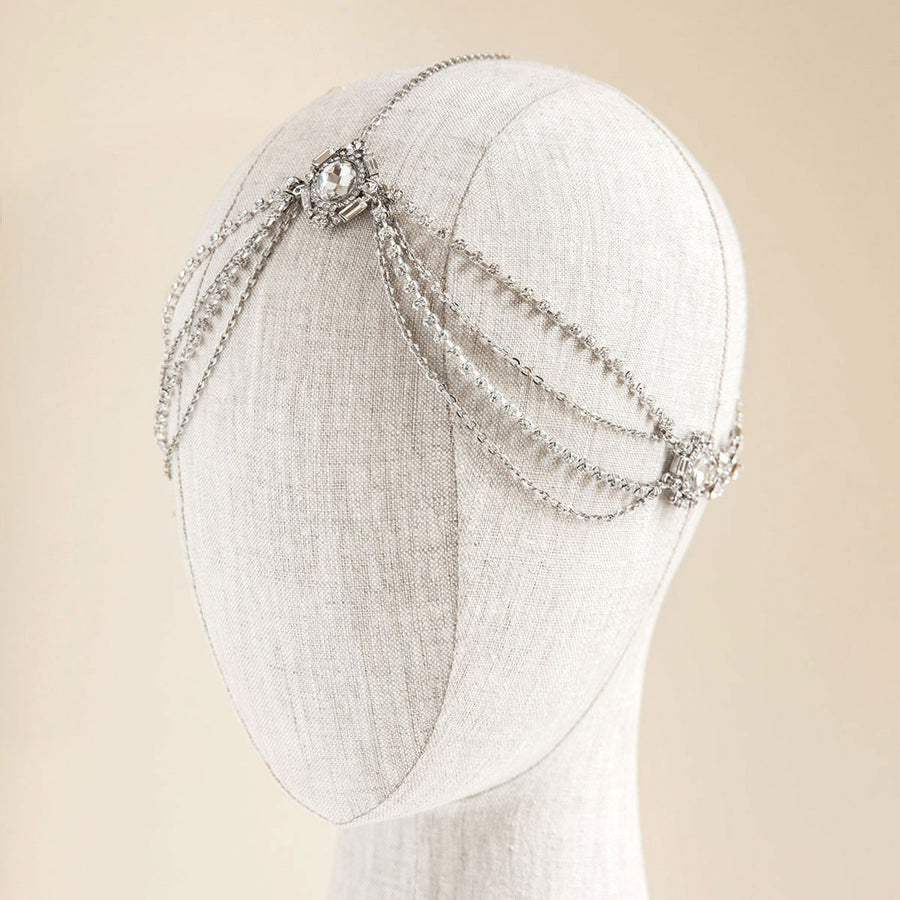 Emilia Crystal Headpiece