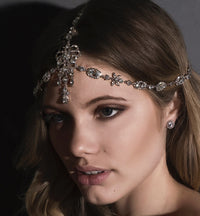 Jules Swarovski Headpiece